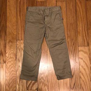 Ralph Lauren Little boys kakhi pants 3T
